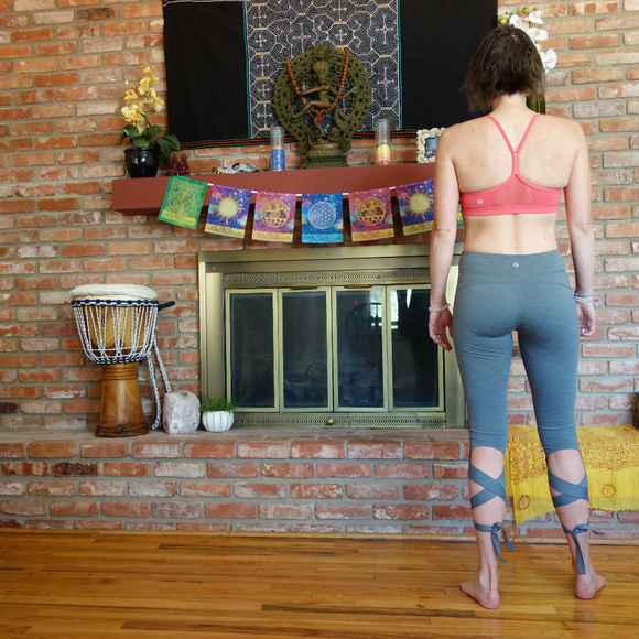 2b8a365008 manduka Pants | Flux Legging Small S Dance Yoga Grey | Poshmark